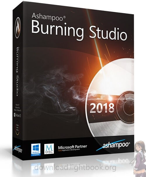 تحميل برنامج Ashampoo Burning Studio 2018 لحرق CDs ,DVDs و Blu-ray