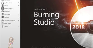 Download Ashampoo Burning Studio 2018 to Burn CDs, DVDs & Blu-ray