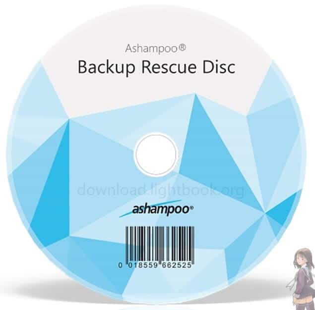 Download Ashampoo Backup Rescue Disc 2021for Windows