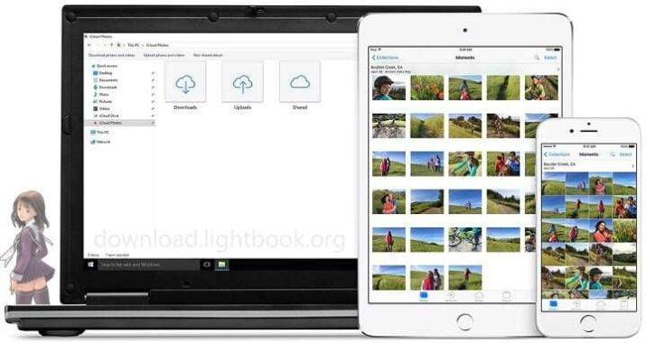 تحميل برنامج آي كلاود 2021 iCloud تخزين ملفات جهازك مجانا