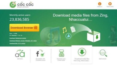Photo of Download Côc Côc Free Web Browser – Start 8 Times Faster