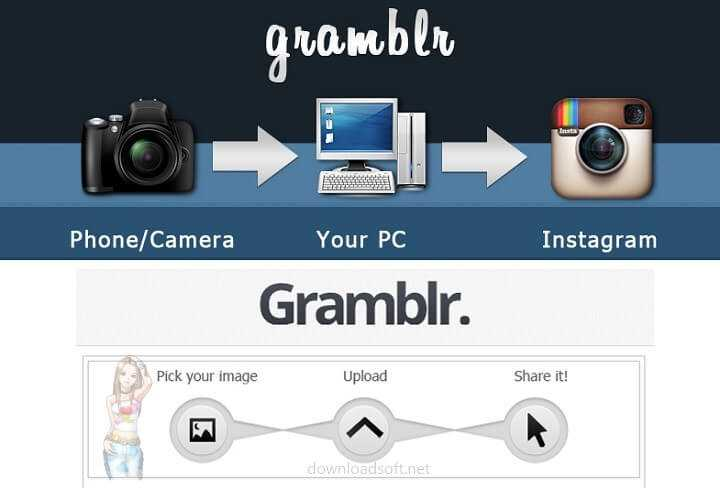 Download Gramblr Upload Photos and Videos to Instagram