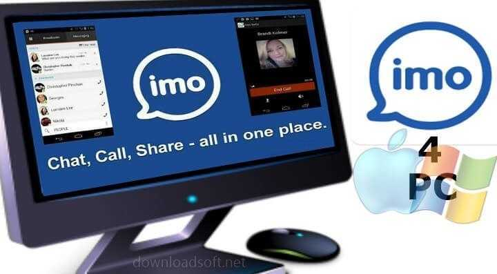 IMO Chat and Video Calls Download 2021 for PC & Mobile