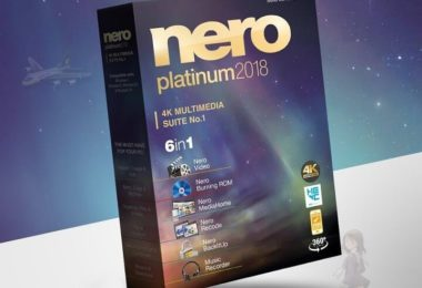 Download Nero Platinum 2018 Suite Best for Burning CDs and DVDs