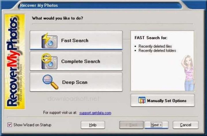Download Recover My Photos Free Trial for Windows 32/64 bit