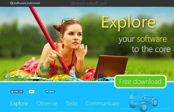 Download Software Informer to Get Free Software and New Updates