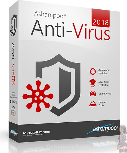 Download Ashampoo Anti-Virus 2018 Powerful Protection From Virus