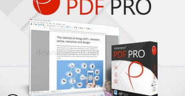 Download Ashampoo PDF Pro 2018 to Edit and Read PDF Files