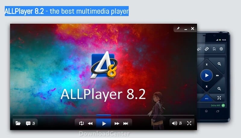 Download ALLPlayer Watch Movies for Windows, Mac & Android