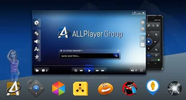 Download ALLPlayer Watch Movies for Windows, Mac and Android