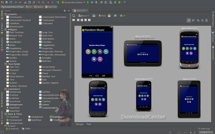 Descargar Android Studio Aplicaciones Development para Android