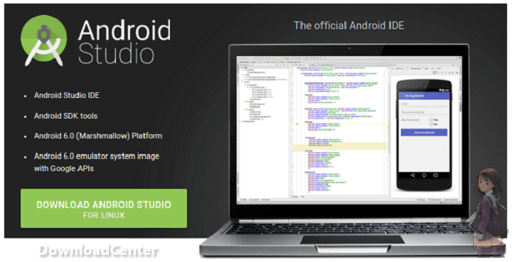 Download Android Studio Application Development for Android