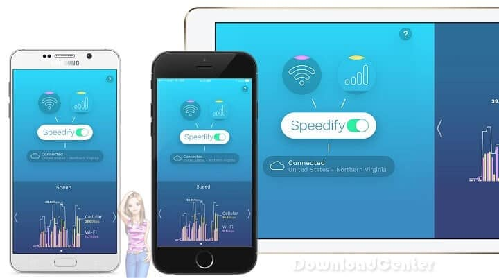 Descargar Speedify Powerful VPN Para Windows Mac, iPhone y Android