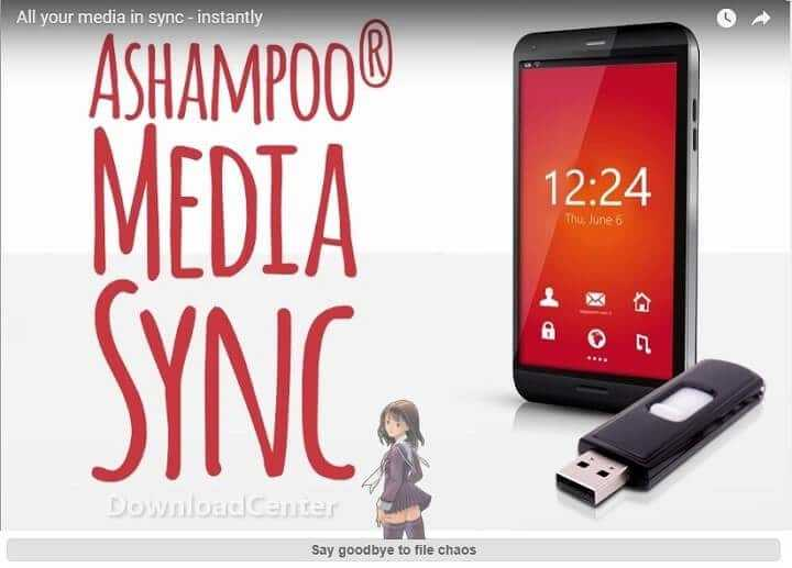 Download Ashampoo Media Sync to Synchronize Files With Your PC