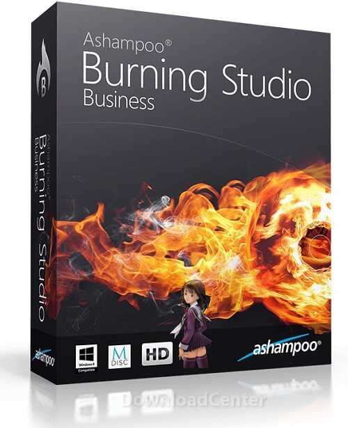 تحميل برنامج Burning Studio Business حرق CD/DVD/Blu-ray