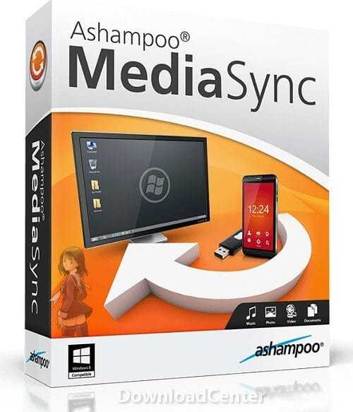 Ashampoo Media Sync - Best Free Way to Synchronize Files