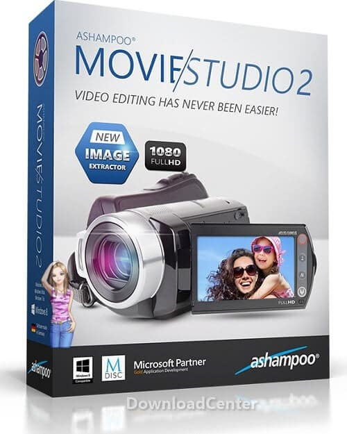 Descargar Ashampoo Movie Studio 2 para Crear y Editar Video