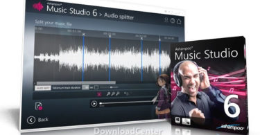 Download Ashampoo Music Studio 6 to Edit & Burn Music Files on PC
