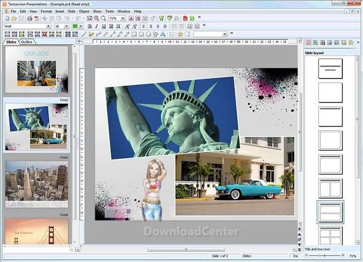 Descargar Ashampoo Office Free Editar Word, Excel y PowerPoint