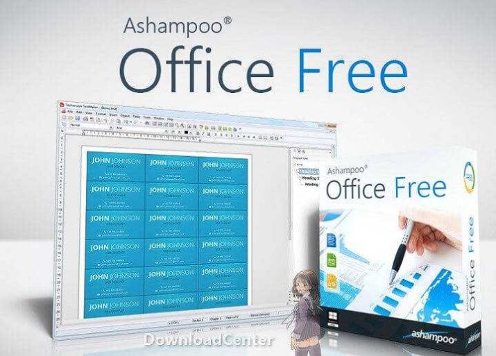 Télécharger Ashampoo Office Free pour Windows Ordinateur
