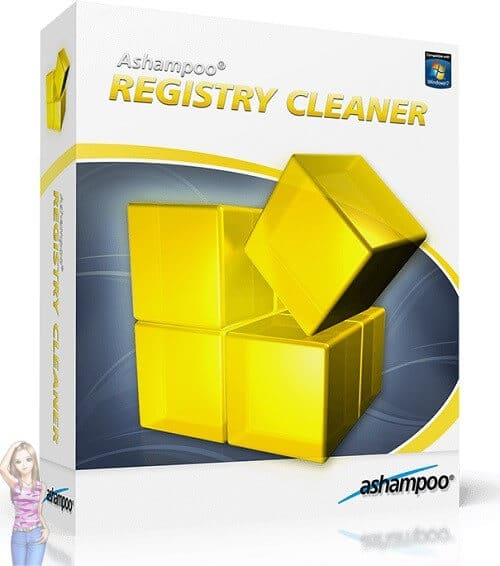 Download Ashampoo Registry Cleaner to Fix Errors in Windows Registry