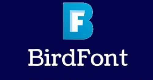Download Birdfont Editor - Create Fonts for PC, Mac & Linux