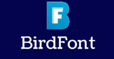 Download Birdfont Editor to Create Fonts for Windows, Mac, and Linux
