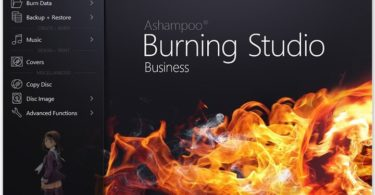 Download Burning Studio Business - Burn Discs CD, DVD & Blu-ray