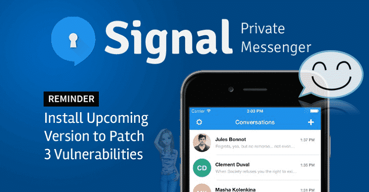 Photo of Descargar Signal Private Messenger Audio y Video Chat Gratis