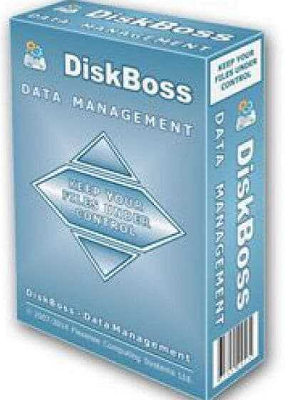 Download DiskBoss to Manage and Analyze Hard Drives for Windows