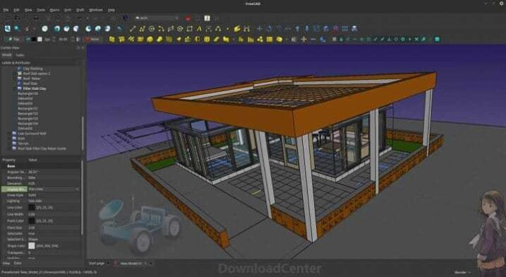 Download FreeCAD 3D Graphics Designers for PC, Mac and Linux