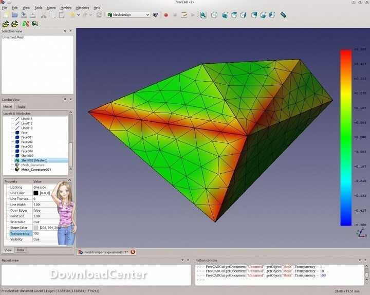 Download FreeCAD 3D Graphics Designers for PC, Mac & Linux