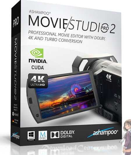 Download Movie Studio Pro 2 Create and Edit Video Clips