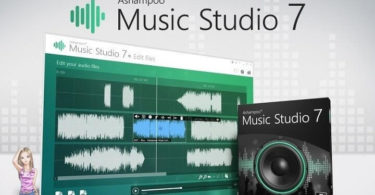 Download Ashampoo Music Studio 7 - Play, Edit & Burn MP3 Music Files