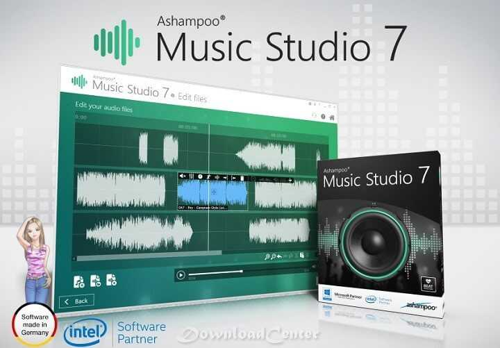 Photo of Descargar Ashampoo Music Studio 7 Editar y Quemar MP3 Music