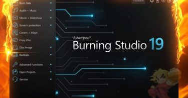 Download Ashampoo Burning Studio 19, Burn CDs, DVDs and Blu-ray