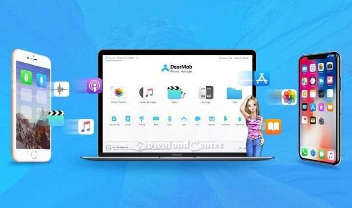 Download DearMob iPhone Manager Best Free Backup Manager