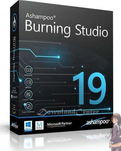 Descargar Ashampoo Burning Studio 19 Grabar CD, DVD y Blu-ray