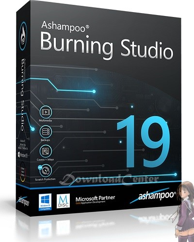 تحميل برنامج Ashampoo Burning Studio 19 حرق أقراص CDs و DVDs مجانا