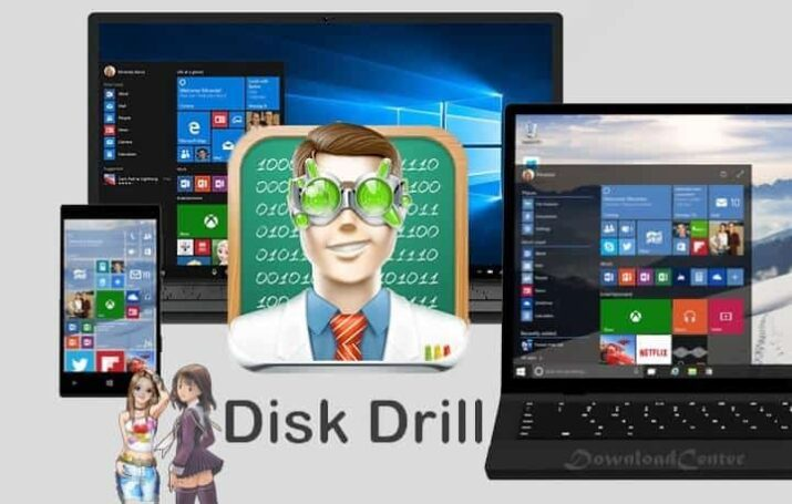 Download Disk Drill Recover Deleted File from Storage Device