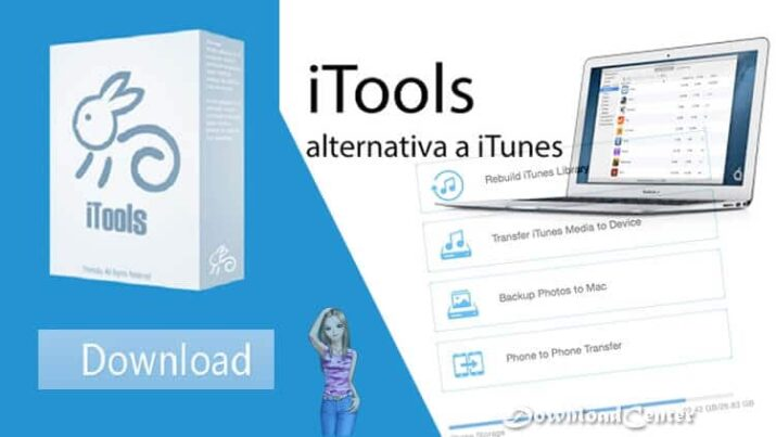 Download iTools First Free Alternative to iTunes for PC