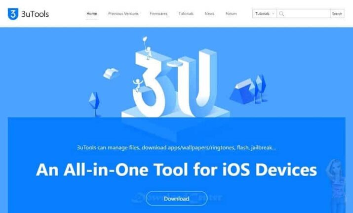 Download 3uTools All-In-One Files Manager for iOS Device