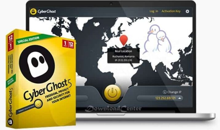 Download CyberGhost VPN Free Privacy and Unblock Websites