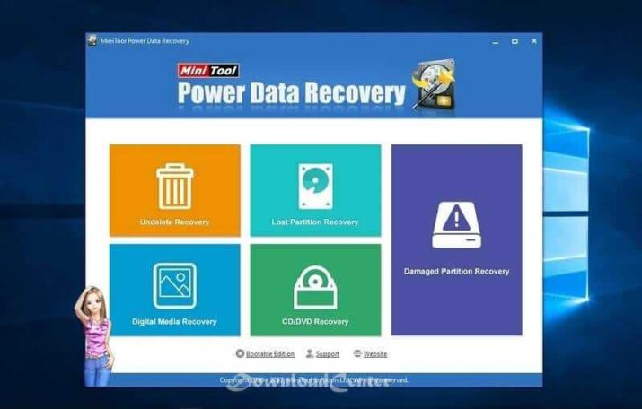 Télécharger MiniTool Power Data Recovery pour Windows