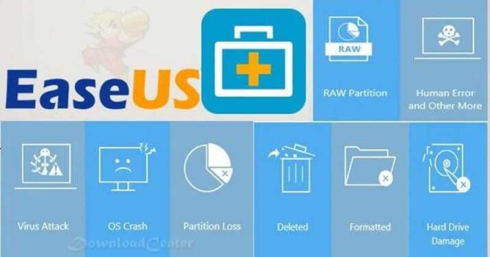 Download EaseUS Data Recovery Wizard Free for Windows / Mac
