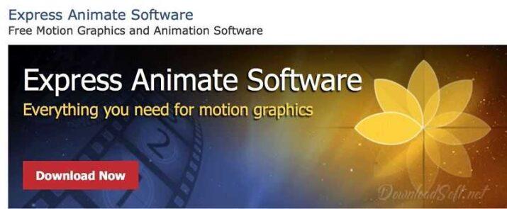 Télécharger Express Animate Logiciel d'animation gratuite
