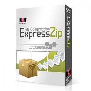 Descarga Express Zip File Compression Software para PC