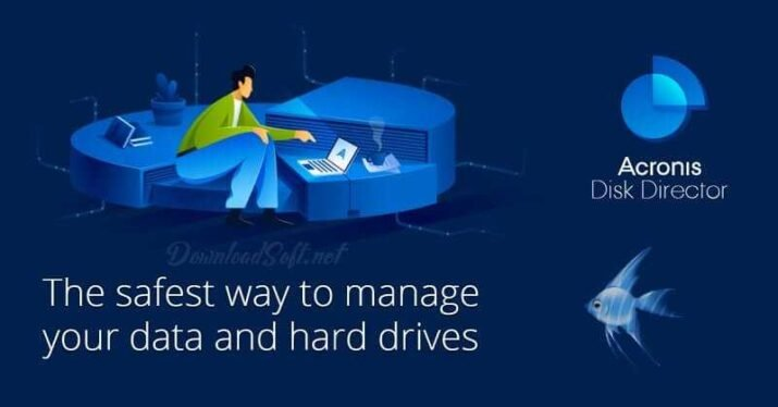 Descargar Acronis Disk Director Administrar Datos y HD