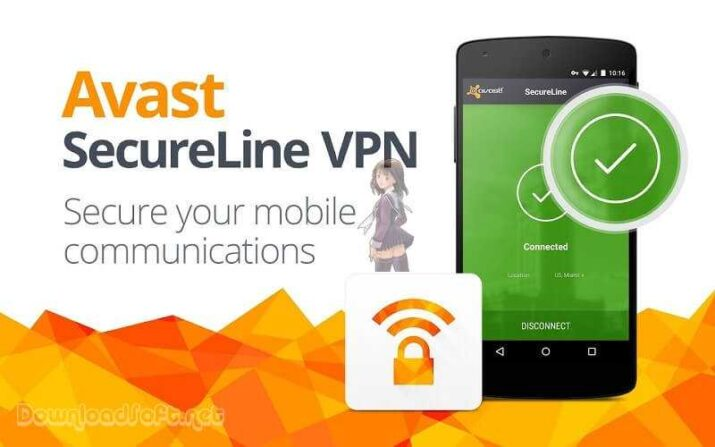 Download Avast SecureLine VPN - Online Personal Privacy
