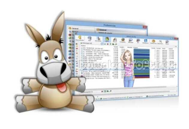 Download eMule Free Share Multimedia Files